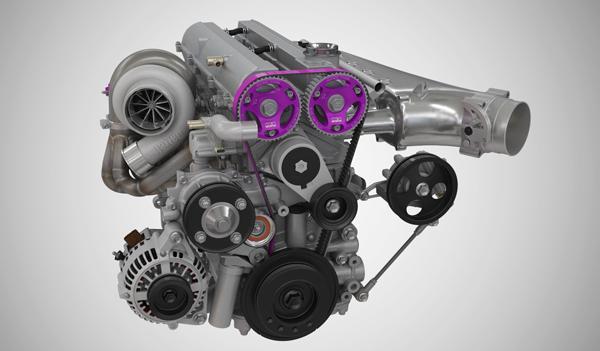 Двигатель 2JZ-GTE
