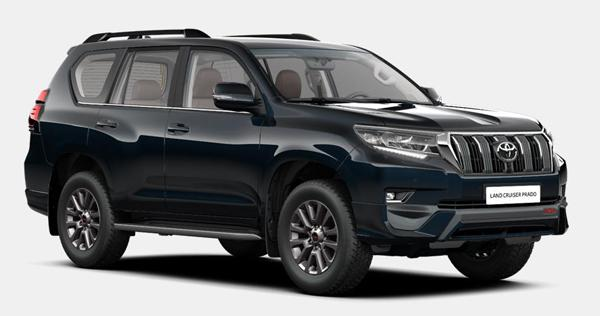 Toyota Land Cruiser Prado 150 - комплектация TRD