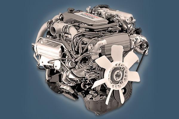 Toyota 1G-GTEUтурбоверсия двигателя 1G-GEU
