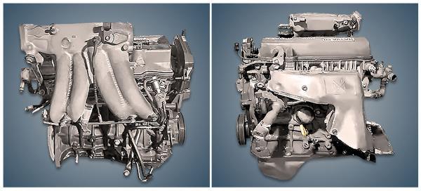 4S-FE Gen 2 последняя модификация двигателя 4S-FE