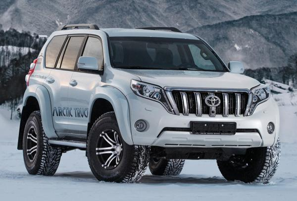 Prado Arctic Trucks AT35