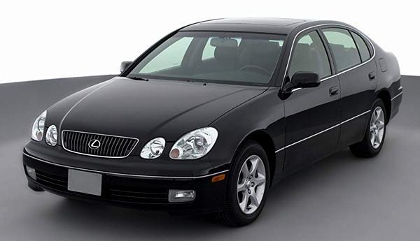Lexus GS300 2 поколения