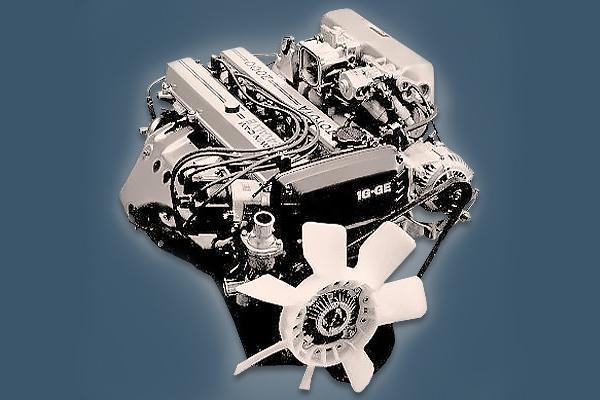 Toyota 1G-GE– модернизация двигателя 1G-GEU.