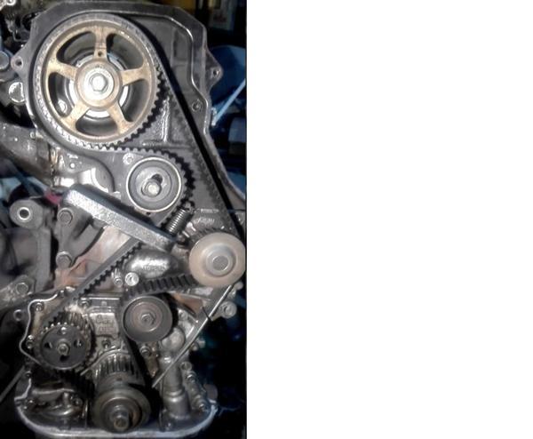Ремень ГРМ двигателя 4S-FE