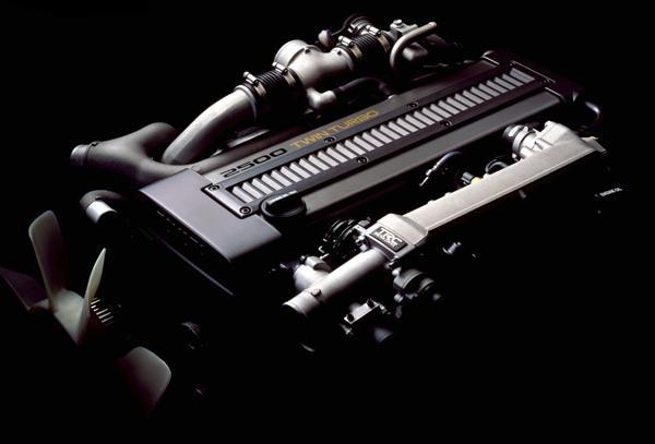 Первая турбоверсия 1JZ — двигатель1JZ-GTE