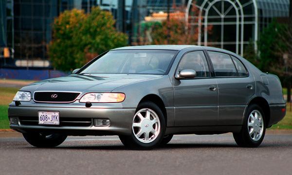 Lexus GS300 1 поколения