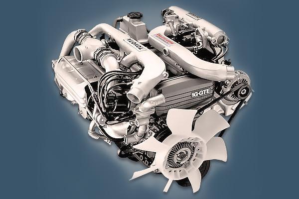 1G-GTE улучшенная версия турбодвигателя 1G-GTEU
