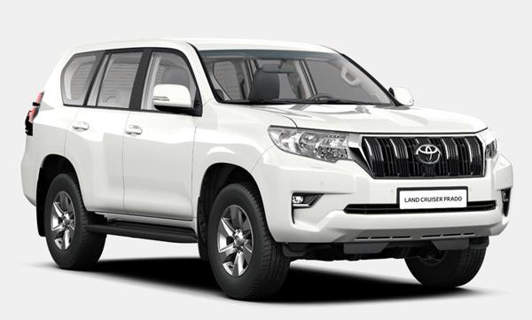 Land Cruiser Prado 150 – комплектация Стандарт