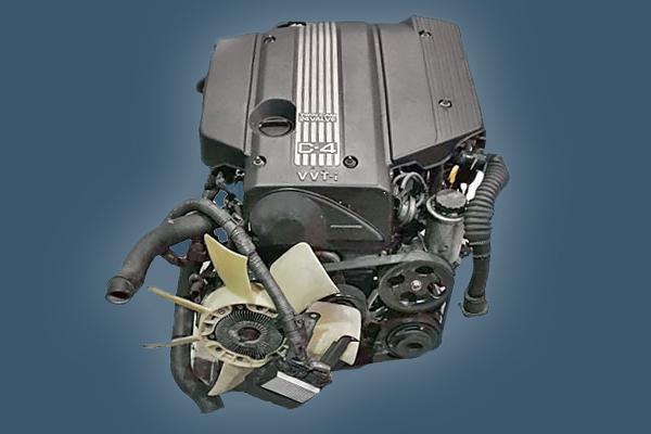 Двигатель 2JZ-FSED4