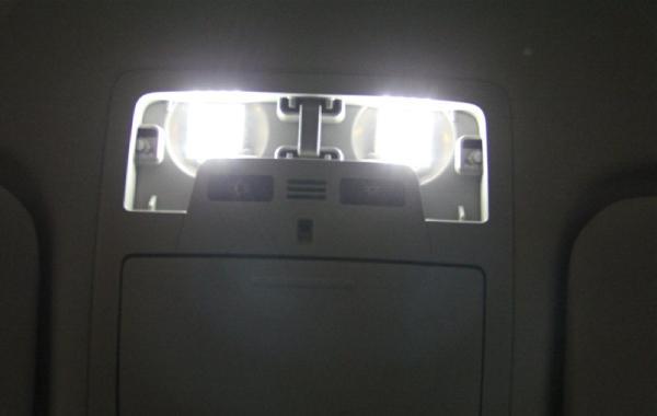 Лампы салона