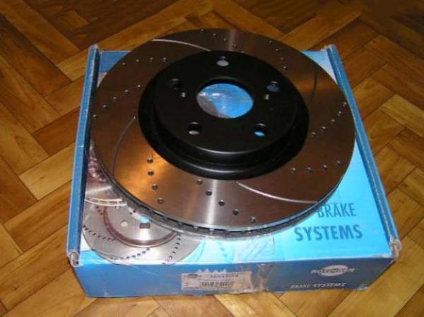 передний диск