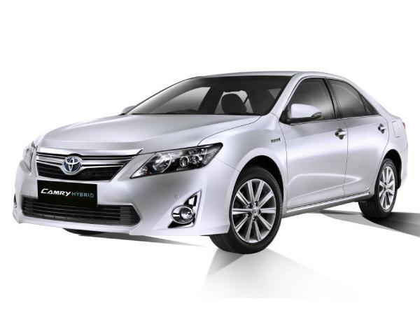 Toyota Камри 50 Hybrid