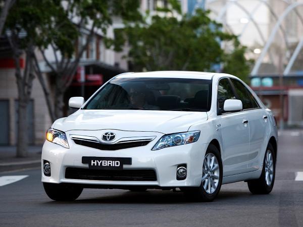 Toyota Camry 40 Hybrid