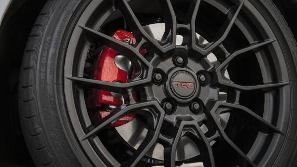 диски Toyota Камри TRD