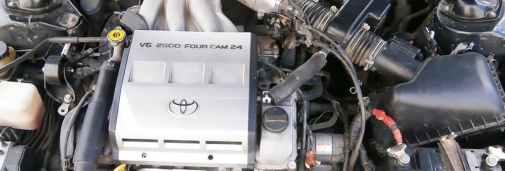 Двигатель 2MZ-FE Toyota Камри 20