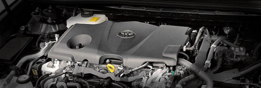 Двигатель Toyota 70 Hybrid A25A-FXS