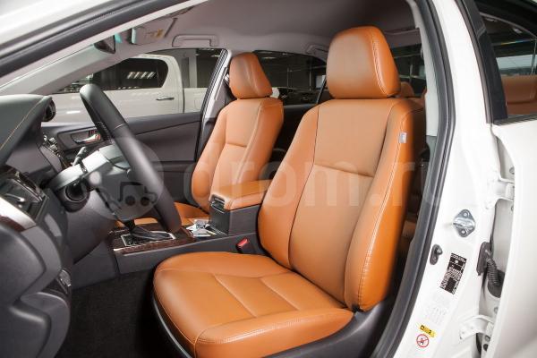 Toyota Camry 55 эксклюзив