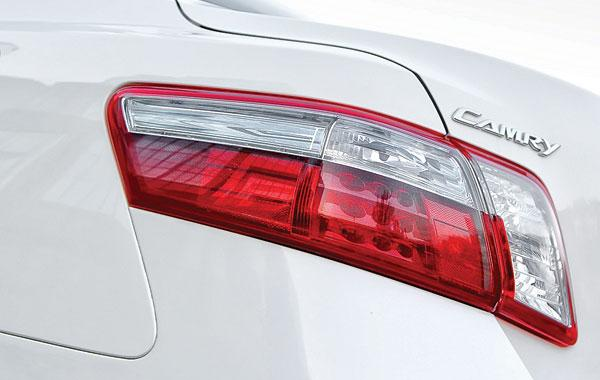 фонари Toyota Camry 40 Hybrid