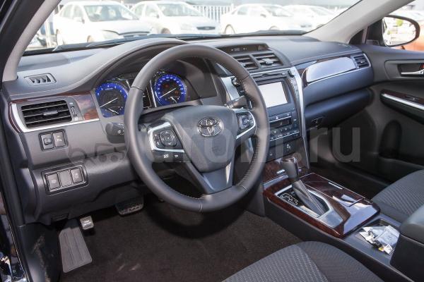 Toyota Камри 55 комфорт