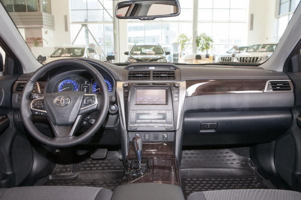 Toyota Камри 55 стандарт плюс