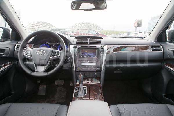 Toyota Камри 55 элеганс плюс