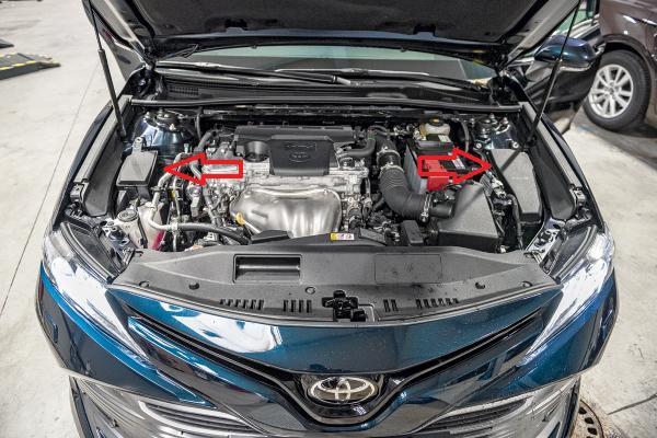 Предохранители Toyota Камри 70