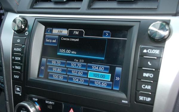 Toyota Камри Prestige