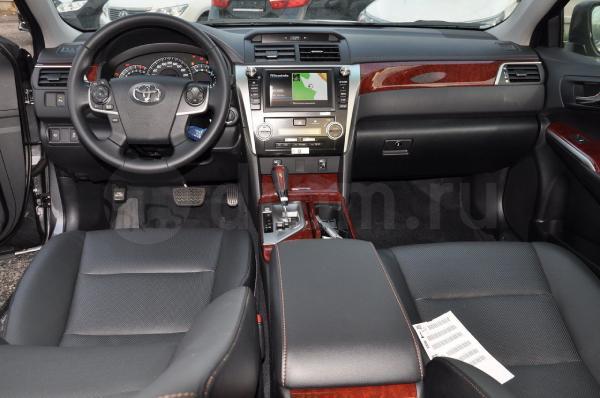 Toyota Камри престиж