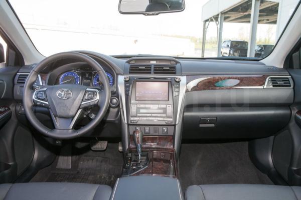 Toyota Камри 55 престиж